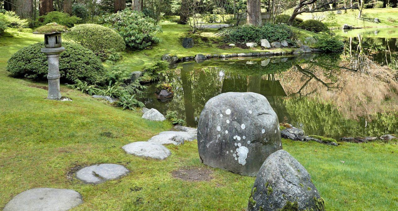 Comment poser des pas japonais au jardin